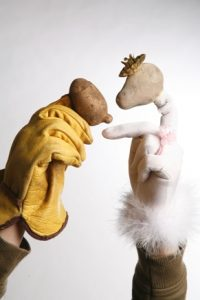Die Kartoffelkomödie (geschlossene Vorstellung) @ Figurentheater Bremerhaven